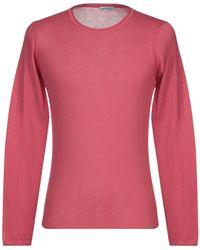 Daniele Alessandrini Homme Pullover - Pink