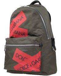 Dolce & Gabbana Rucksäcke & Bauchtaschen - Mehrfarbig