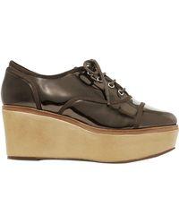 Schutz - Lace-up Shoe - Lyst