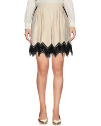 Andrew Gn - Knee Length Skirts - Lyst