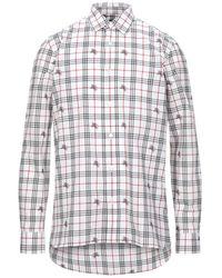 Burberry Hemd - Weiß