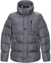 Geox Down Jacket - Grey