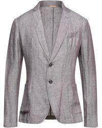 Trussardi Suit Jacket - Purple