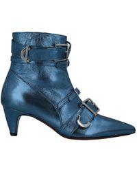 ALEXACHUNG Bottines - Bleu
