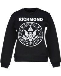 John Richmond - Sweatshirt - Lyst