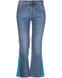 PT Torino Denim Trousers - Blue