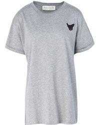 Être Cécile T-shirts - Grau