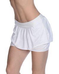 Monreal London - Mini Skirt - Lyst