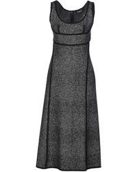 DSquared² 3/4 Length Dress - Black
