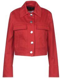 Proenza Schouler Jacket - Red