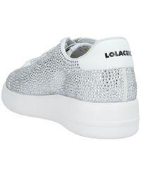 Lola Cruz Trainers - White