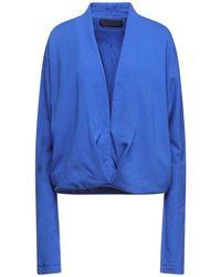 Haider Ackermann Sweatshirt - Blau