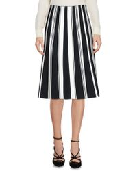 MAX&Co. - Knee Length Skirts - Lyst