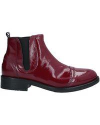 Emanuela Passeri Ankle Boots - Multicolour