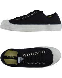 Novesta Low Sneakers & Tennisschuhe - Schwarz