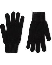 Paul Smith Gloves - Black