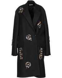 Dries Van Noten Cappotto - Nero