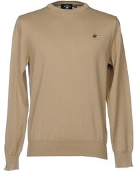 Beverly Hills Polo Club Jumper - Natural