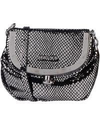 Versace Cross-body Bag - Metallic