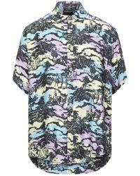 Mauna Kea Shirt - Blue