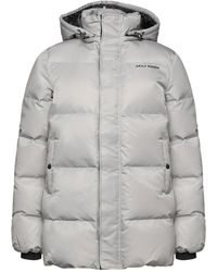 Daily Paper Down Jacket - Grey