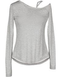 Haute Hippie T-shirt - Gray