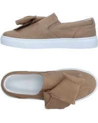 Tipe E Tacchi Low-tops & Sneakers - Natural