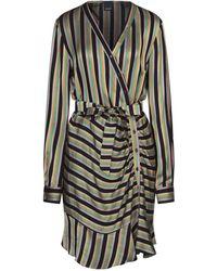 Pinko Robe courte - Noir