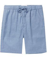 Frescobol Carioca Shorts & Bermudashorts - Blau