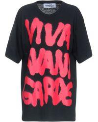Jeremy Scott T-shirts - Schwarz