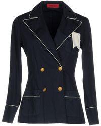The Gigi Suit Jacket - Blue