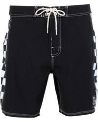 Quiksilver Beach Shorts And Pants - Black