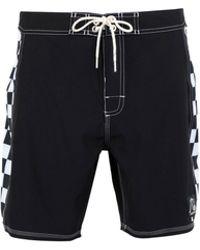 Quiksilver Pantalones de playa - Negro