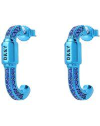 DKNY Earrings - Blue