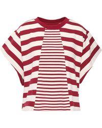 Current/Elliott - T-shirt - Lyst