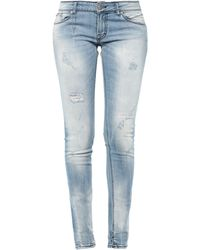 Imperial Denim Trousers - Blue