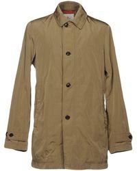 Peuterey Overcoat - Natural