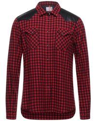 Berna Shirt - Red