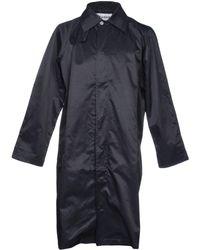 Etudes Studio Overcoat - Blue