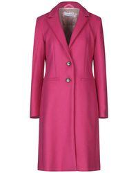 I Blues Coat - Pink