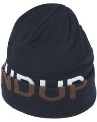 Dondup Hat - Blue