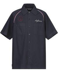 Vivienne Westwood Anglomania Shirt - Blue