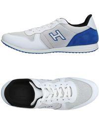 Hogan Low Sneakers & Tennisschuhe - Weiß
