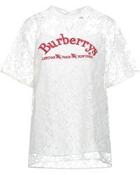 Burberry Blouse - White