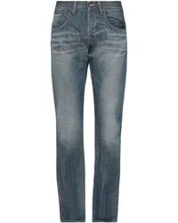 Napapijri Denim Trousers - Blue