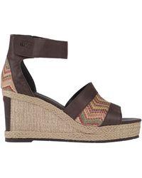 Napapijri Sandals - Brown