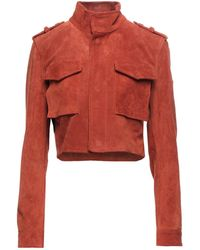 Matchless Jacket - Red
