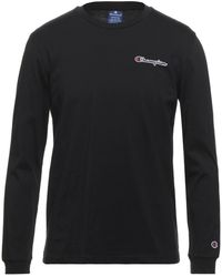 Champion Camiseta - Negro