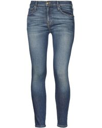 The Great Denim Trousers - Blue