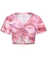 ME FUI T-shirt - Pink